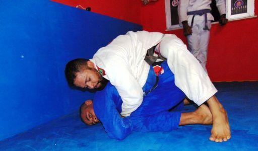 23_4 PTN: CT Jorge Monge recepciona equipe de Gandu em treino interativo de Jiu Jitsu