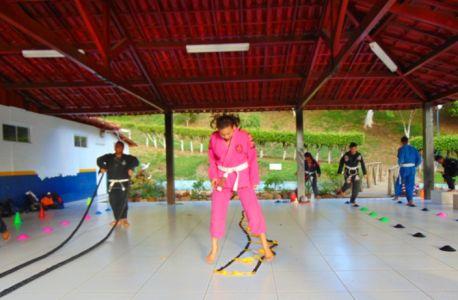 24_2 Academia de Artes Marciais em Gandu promove treinamento funcional