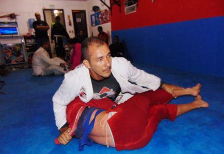 25_2 PTN: CT Jorge Monge recepciona equipe de Gandu em treino interativo de Jiu Jitsu