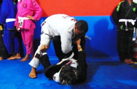 6_8 PTN: CT Jorge Monge recepciona equipe de Gandu em treino interativo de Jiu Jitsu