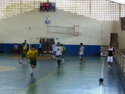 DSC06572 AGEUSP realizou o 1º Torneio Universitário de Futsal em Gandu