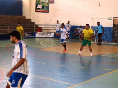 DSC06611 AGEUSP realizou o 1º Torneio Universitário de Futsal em Gandu