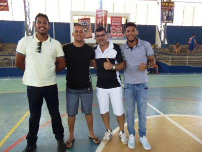 DSC06683 AGEUSP realizou o 1º Torneio Universitário de Futsal em Gandu