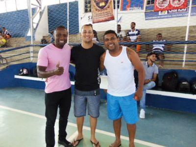 DSC06684 AGEUSP realizou o 1º Torneio Universitário de Futsal em Gandu