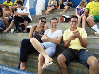 DSC06686 AGEUSP realizou o 1º Torneio Universitário de Futsal em Gandu