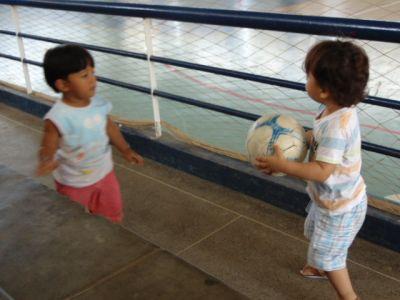 DSC06692 AGEUSP realizou o 1º Torneio Universitário de Futsal em Gandu