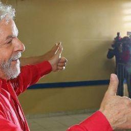 '2017 é o ano para recuperar a imagem do PT', diz Lula