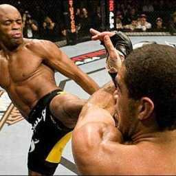 Anderson Silva foi o atleta do UFC mais testado por doping em 2016