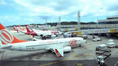 Infraero alerta que aeroportos de Congonhas, em São Paulo, e os de Recife, Palmas, Maceió e Aracaju podem ficar sem combustível a qualquer momento