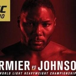 Cormier reclama do destaque dado a Johnson no pôster oficial do UFC 210