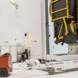 Lançamento de satélite brasileiro é remarcado para quarta-feira