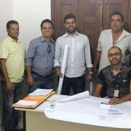 Gandu: Prefeito e vereadores cobram providências à EMBASA sobre o fornecimento de água no município
