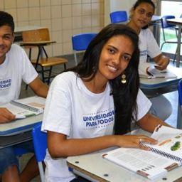 Universidade para Todos oferta 16.400 vagas em todo o Estado