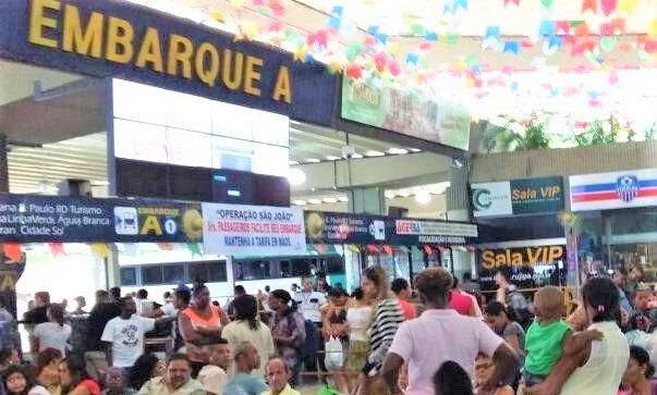 AGERBA divulga ranking das cidades mais procuradas durante o São João