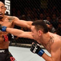 José Aldo decepciona, é nocauteado por Holloway e fica sem cinturão do UFC