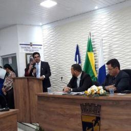 Gandu: Câmara realiza Sessão Solene em homenagem ao aniversário da cidade