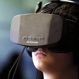 Facebook planeja headset de realidade virtual para 2018