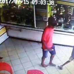 Serrinha: Mãe reconhece filho em imagem de assalto e denúncia jovem à polícia