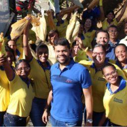 Gandu – Prefeito Léo de Neco tem avaliação positiva no primeiro semestre de governo