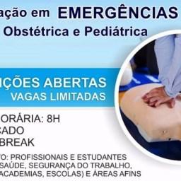Gandu será sede de Curso em EMERGÊNCIAS (Adulto, Obstétrica e Pediátrica)