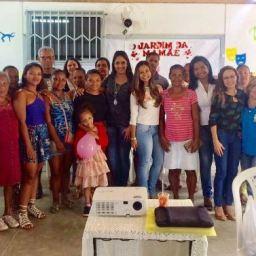 NASF de Gandu lança projeto de apoio a crianças e adolescentes da APAE.