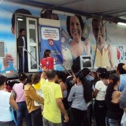 GANDU: SAC Móvel estará no município nos dias 11 e 12 de setembro