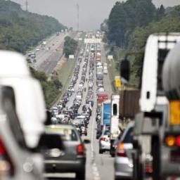 Mortes em estradas federais caem 19% no carnaval deste ano