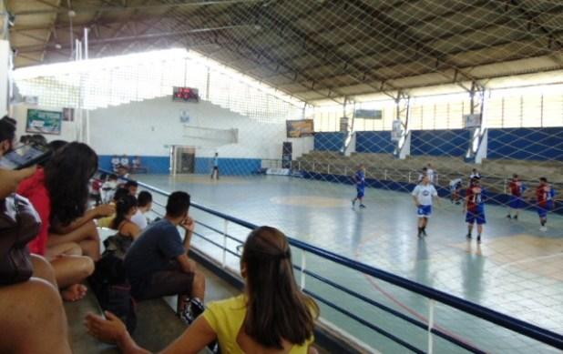 DSC06690 AGEUSP realizou o 1º Torneio Universitário de Futsal em Gandu