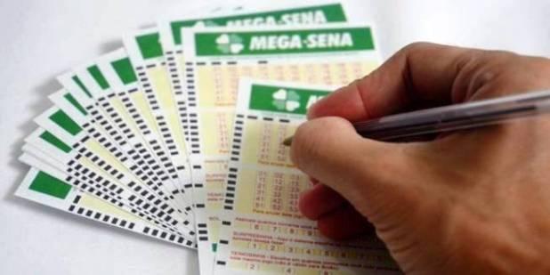 Mega-Sena-acumula-de-novo-e-pode-pagar-R-77-milh%C3%B5es-no-pr%C3%B3ximo-sorteio Mega-Sena sorteia nesta quarta-feira prêmio de R$ 34,4 milhões