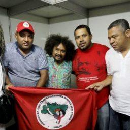 MST reforça o 'Fora Temer' com debates políticos durante os 30 anos de luta na Bahia