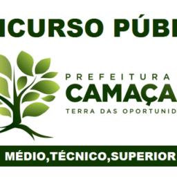 Processo Seletivo Prefeitura de Camaçari-BA 2017. Salários variam entre R$ 937,00 e R$ 7.858,35