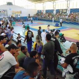 Gandu sediou a 4ª Copa de Jiu Jitsu da região