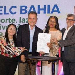 Pelc da Bahia inicia atividades nos 100 núcleos em novembro. Jiu Jitsu está incluso.
