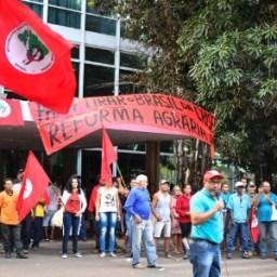 Por reforma agrária, MST ocupa Ministério do Planejamento e sedes do Incra