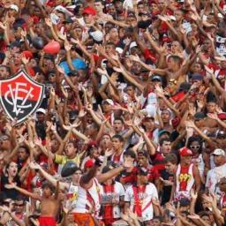 Vitória tem 45,8% de risco de rebaixamento; Bahia aparece com apenas 2,9%