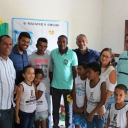 Gandu: Secretaria da Educação realiza a 1ª Feira Literária das Escolas Campesinas.
