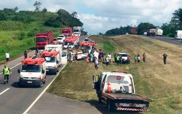 Balanço da PM aponta redução de 44% nos acidentes