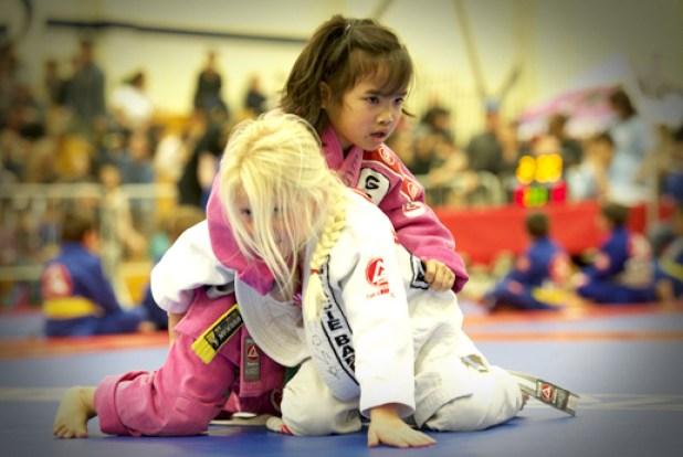Quais os benefícios do Jiu Jitsu para crianças