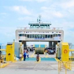 Sistema Ferry Boat funciona 24 horas nesse fim de semana