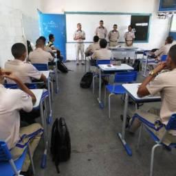 Educação: inscrições abertas para Creche e Colégios da PM na Bahia