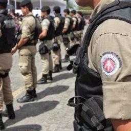 Estado convoca candidatos para provas do concurso da PM e Corpo de Bombeiros
