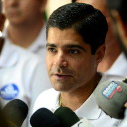 """ACM Neto desiste de enfrentar Rui Costa em disputa pelo governo da Bahia. """"Não é o momento"""""""