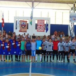 AGEUSP realizou o 2º Torneio Universitário de Futsal em Gandu