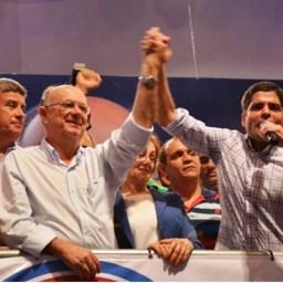 BA: ACM Neto lança José Ronaldo como candidato ao governo do estado