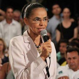 Marina Silva lançará candidatura no próximo sábado (7)