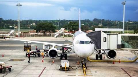 Aeroporto de Brasília já está sem combustível