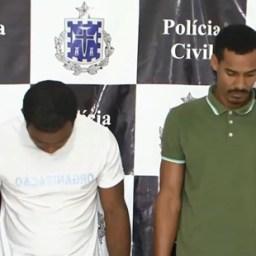 Bahia: Dois mestres de capoeira são presos suspeitos de estuprar alunos com idades entre 10 e 20 anos