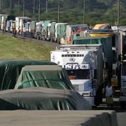 Protestos de caminhoneiros continuam em 11 trechos de estradas estaduais da Bahia