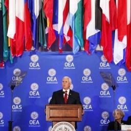 Vice de Trump se reúne com Temer para discutir casos de brasileiros separados nos EUA