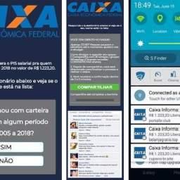 """Enviado pelo WhatsApp, """"golpe do PIS"""" já afetou mais de 116 mil brasileiros"""
